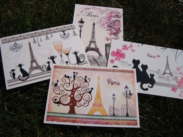 Pohledy z paříže