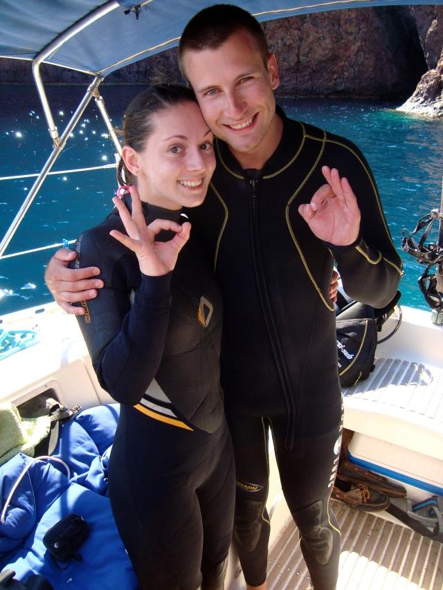 OK potápění