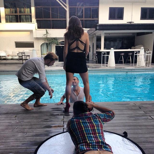 Modelové v Bangkoku :D