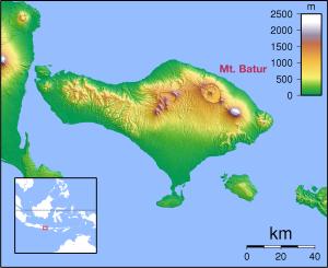 Mt. Batur na Bali